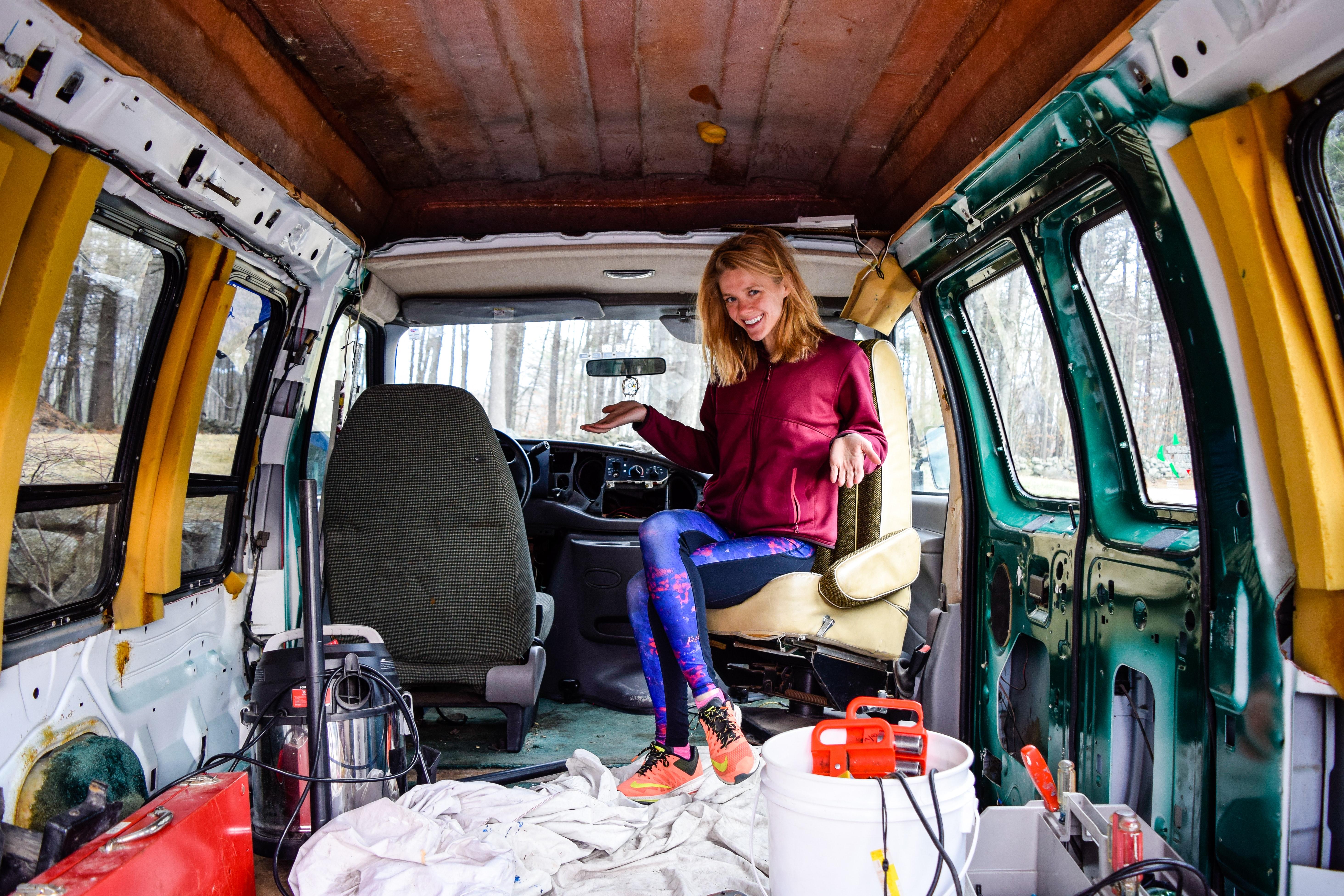 How to Convert a Van To a Campervan