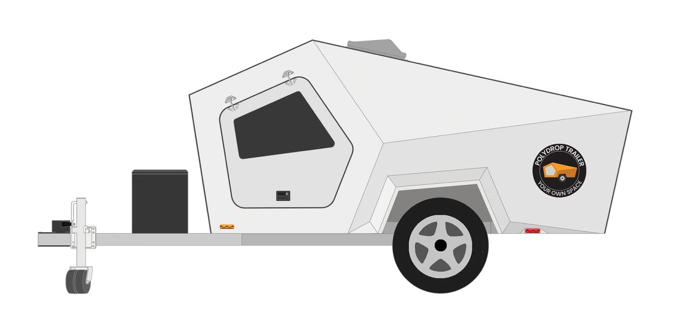 Polydrops K-20 Camper Model