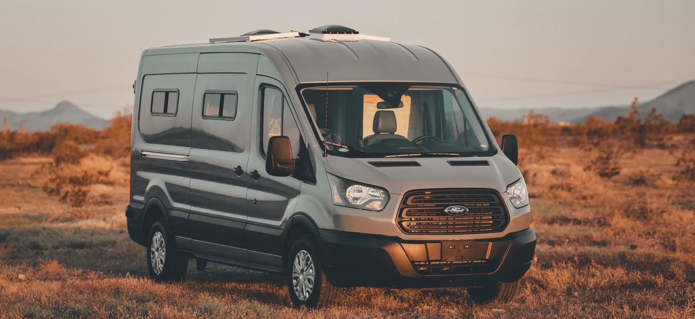 Tommy Camper Vans Ford Transit