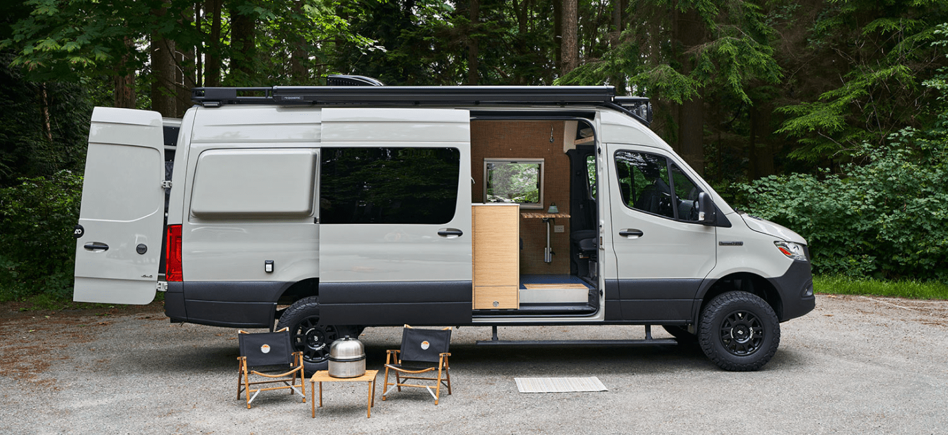 Nomad Vanz Adventure Wagon Conversion