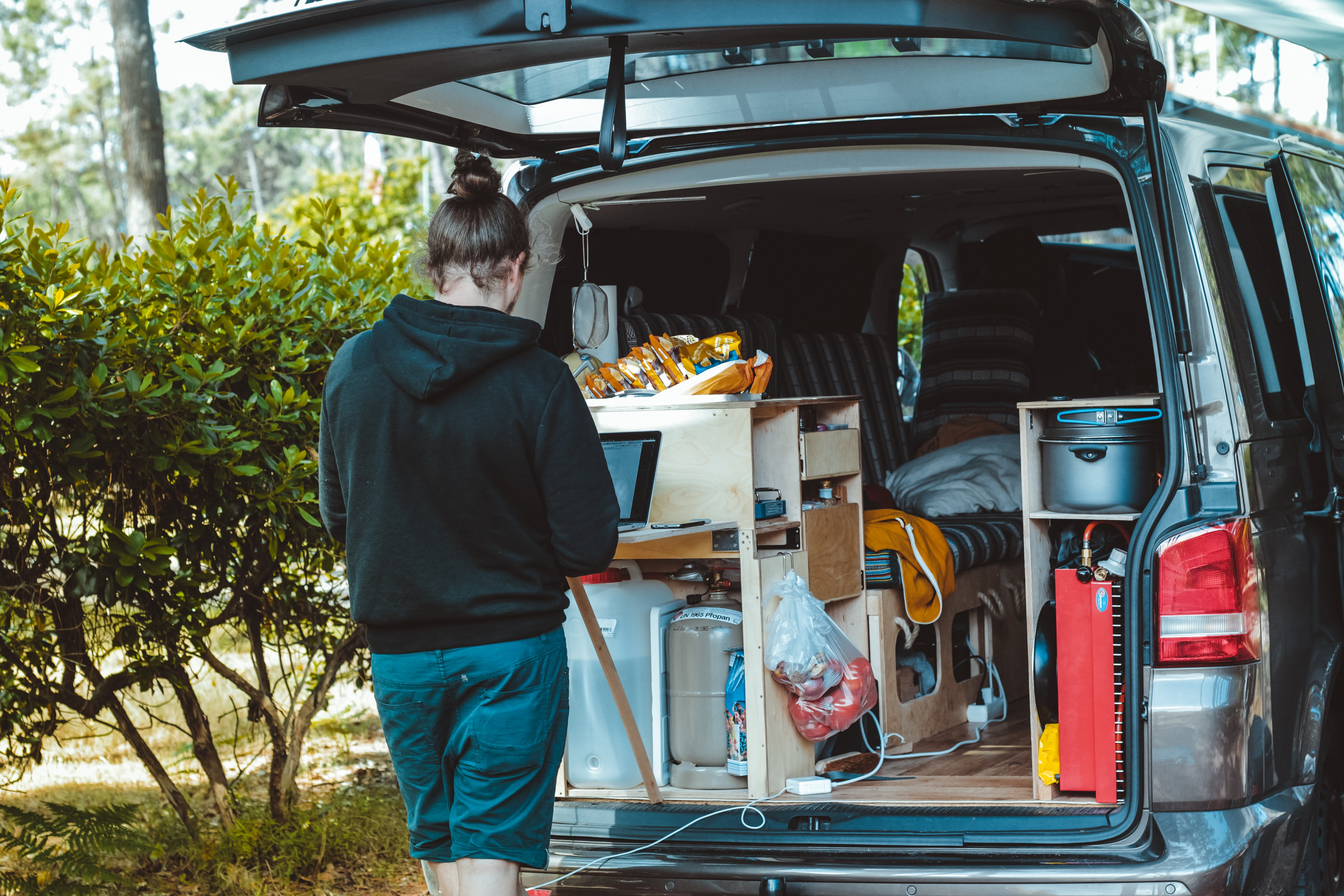 Van Life Essentials: 21 Items We Can't Live Without