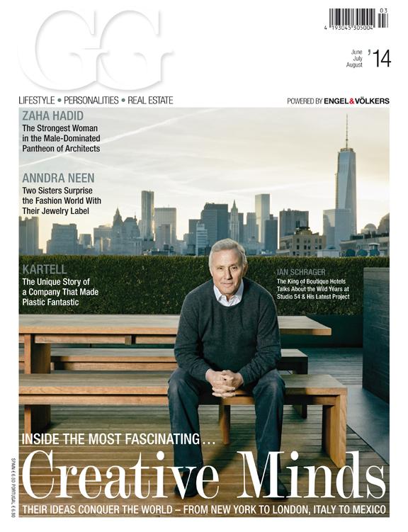 Relatiebureau Berkeley International in Lifestyle Magazine GG