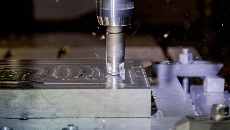 Cascade Pattern - CNC Cababilities