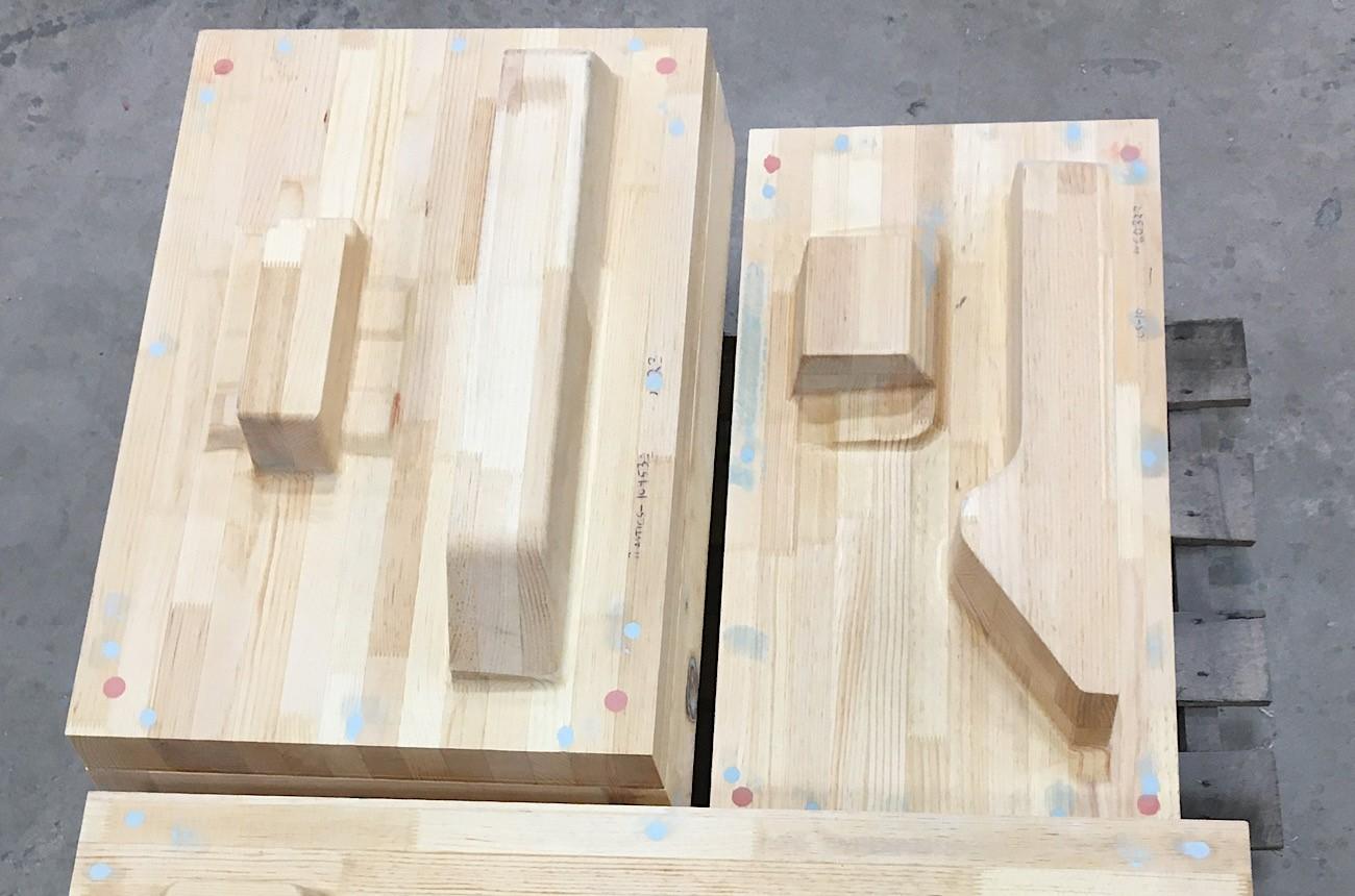 Pine Thermoform Prototype