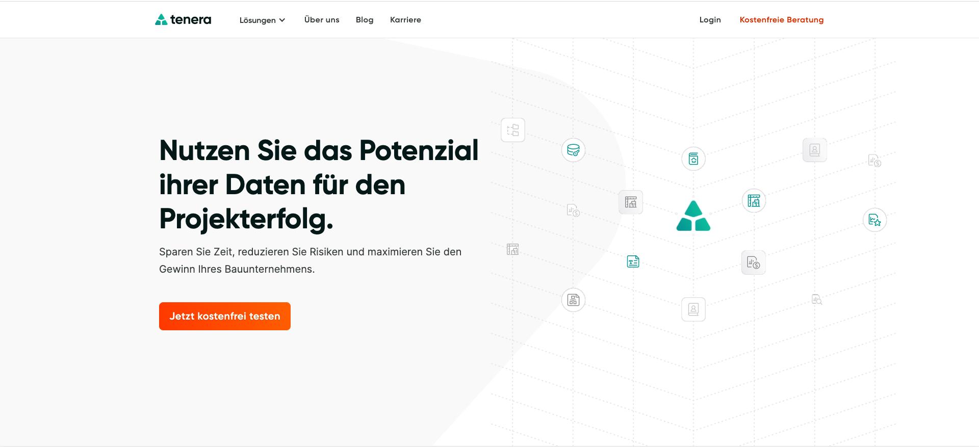 Tenera Website