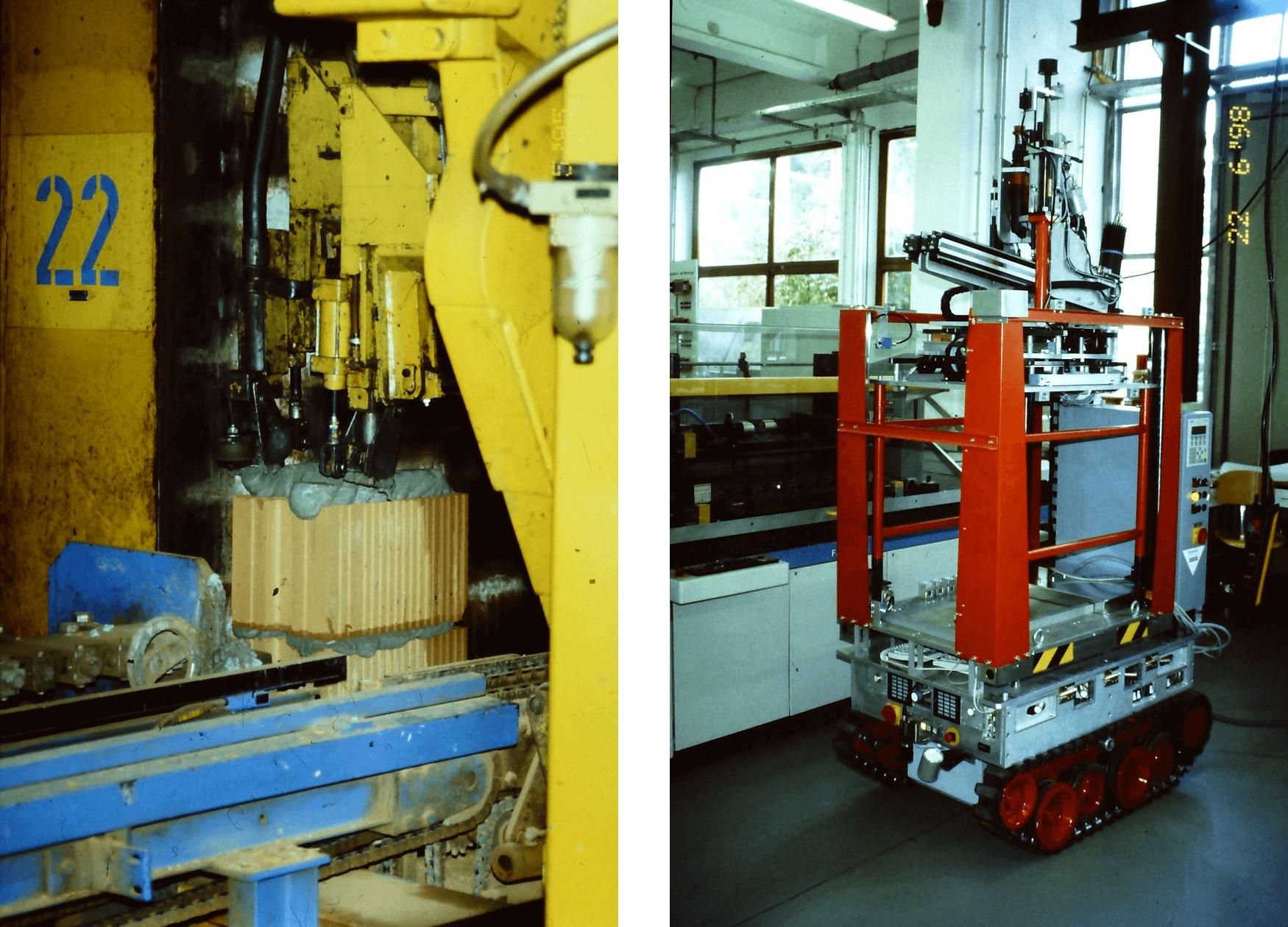 Robotik in Umsetzung