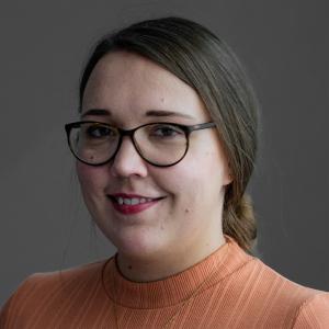 Catrin Muerle Leiterin Kundenbetreuung
