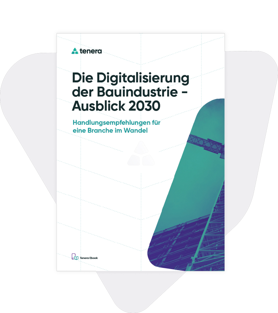 Download E-Book: Die Digitalisierung der Bauindustrie - Ausblick 2030