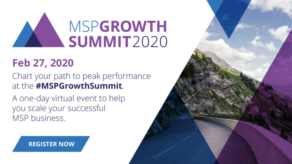 MSP Growth Summit 2020 Warranty Master