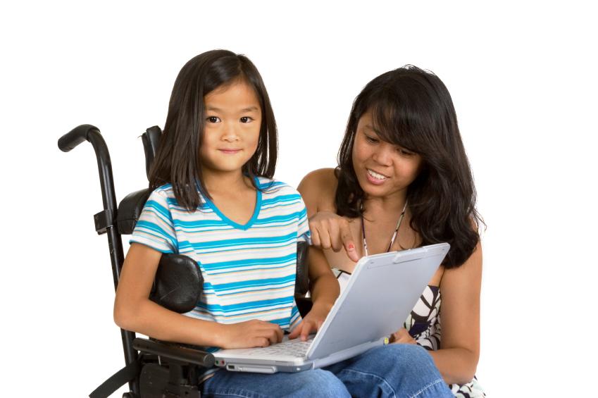 Child Wheelchair 1