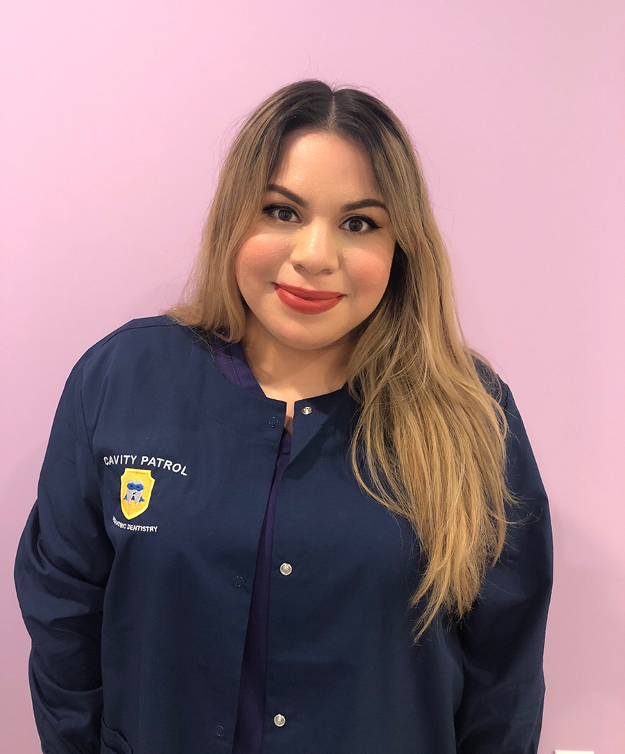 Team Member of Cavity Patrol Pediatric Dentistry