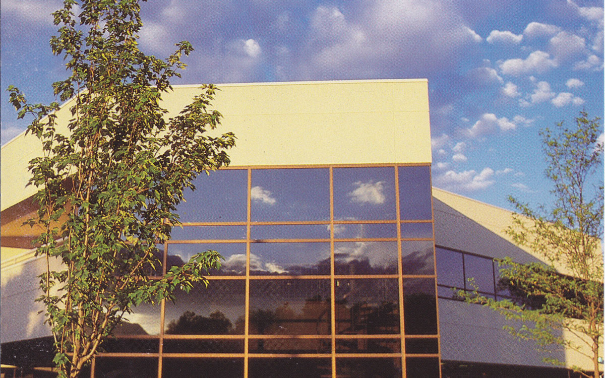 Exterior photo of Gull Laboratories