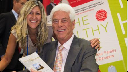 Dr. Myron Wentz is a best-selling author