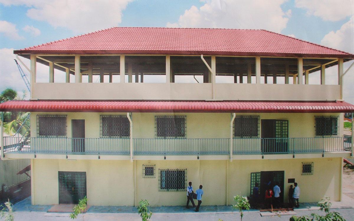 Photo of Wentz Medical Center in Cambodia