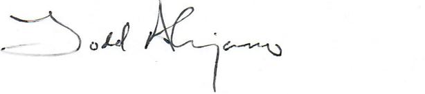Todd Abrajano's Signature