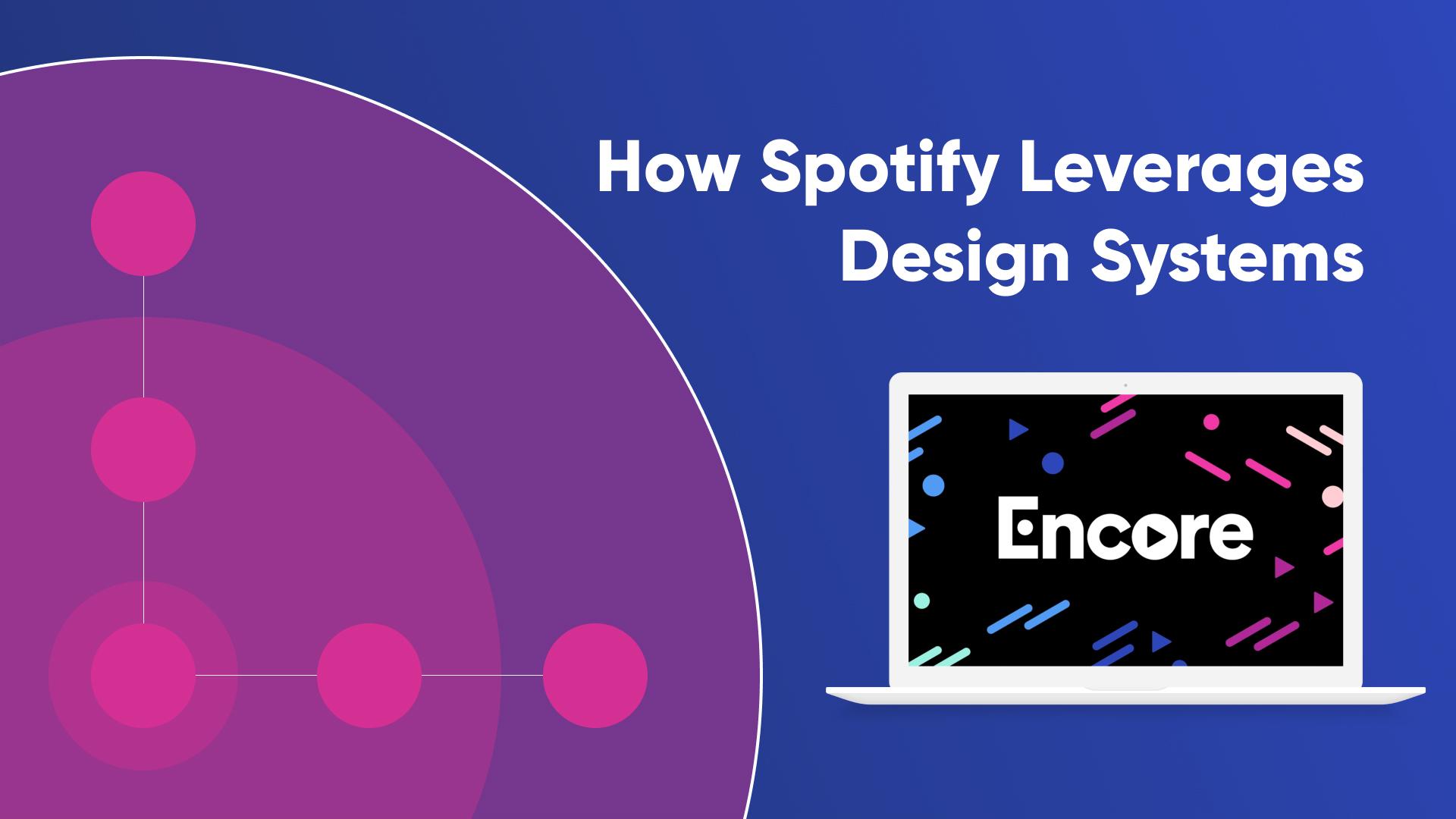 Hoe Spotify Hefboomwerking Ontwerpsystemen