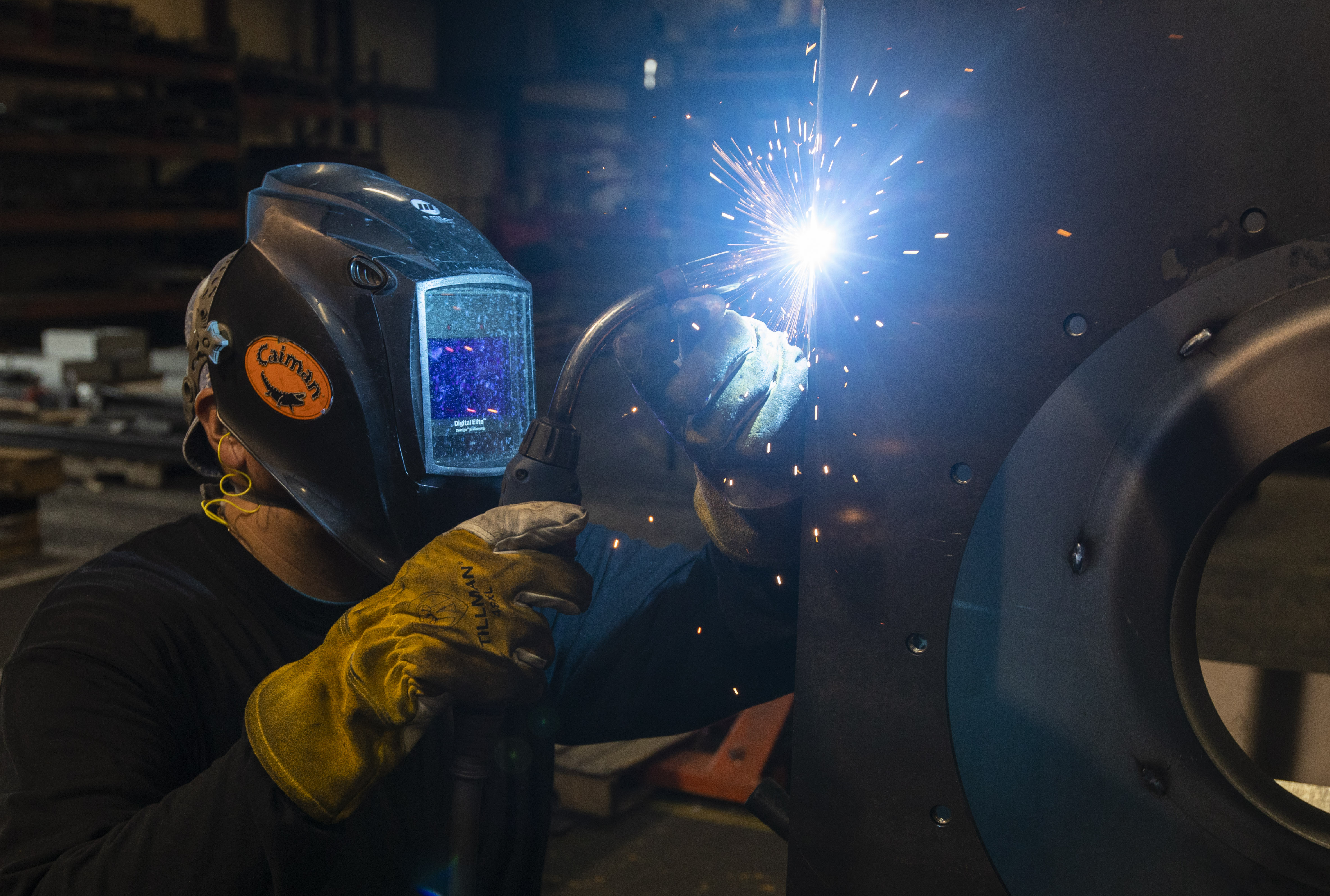 MIG, TIG and Robotic Welding – What's the Difference?