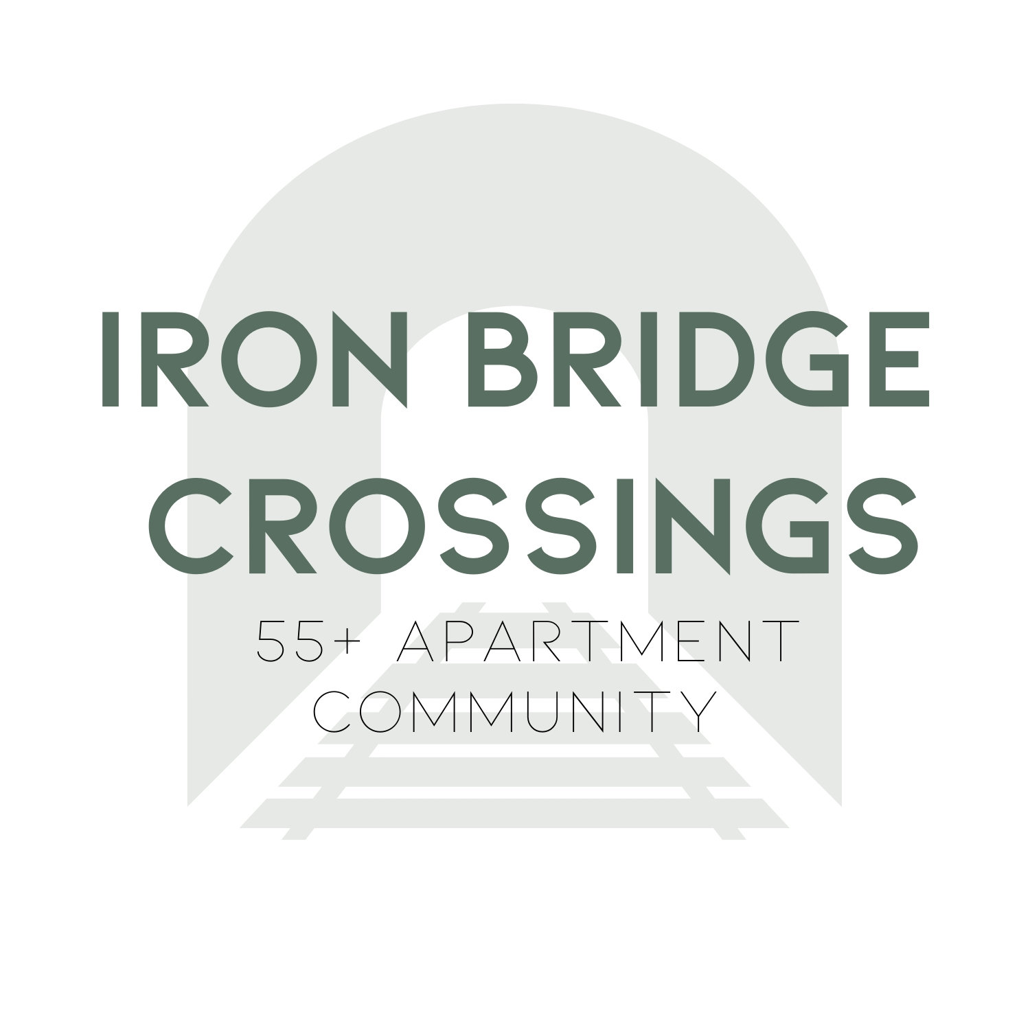 Iron Bridge Crossings Logo