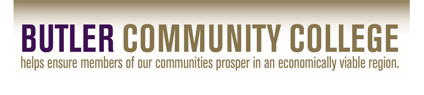 Butler Community College helps ensure members of our communities prosper in an economically viable region