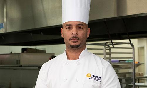 Chef Luis Pena