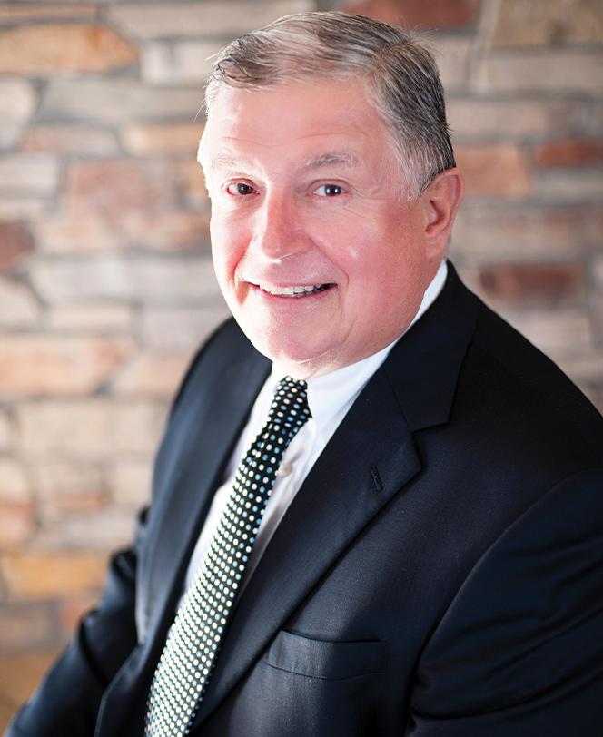 Dr. Tom Fellman (Retired)