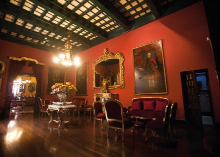 Colección Archivo Histórico Riva-Agüero