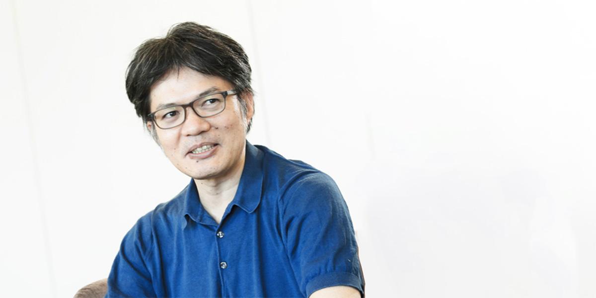 手嶋浩己氏の写真