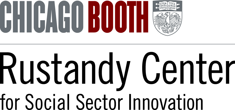 Chicago Booth Rustandy Center For Social Sector Innovation