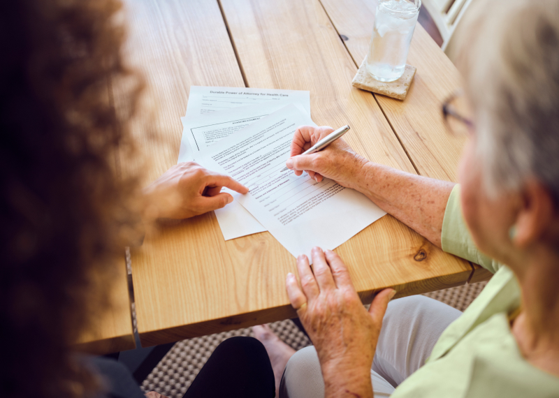 Why Your Parents Need an Advance Directive and Health Care Power of Attorney
