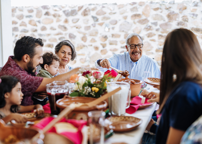 Why the Holidays Aren't the Best Time to Have Family Money Talks