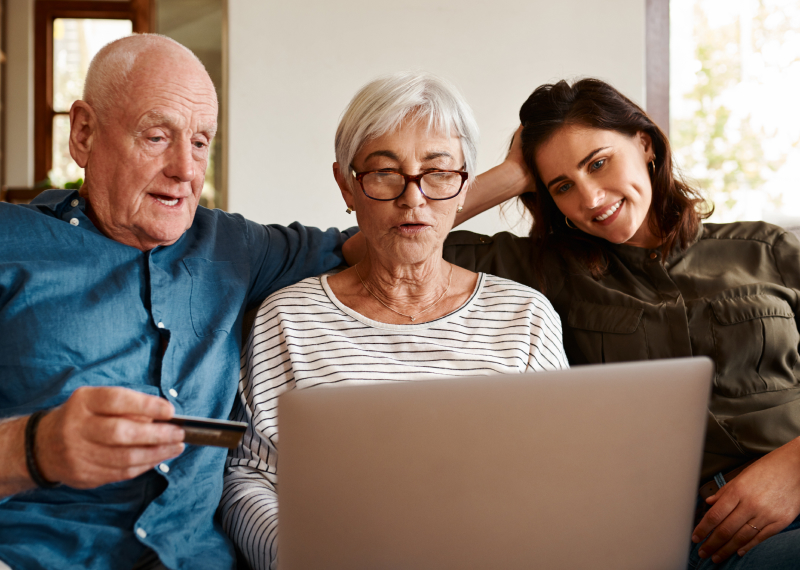 Should I Open a Joint Bank Account With My Aging Parent?