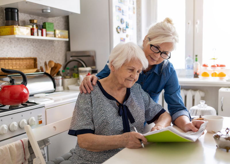 Dementia and Managing Money: When Your Parent Refuses to Let You Help