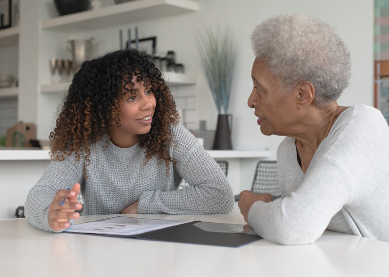 How to Check Your Parents' Credit Reports