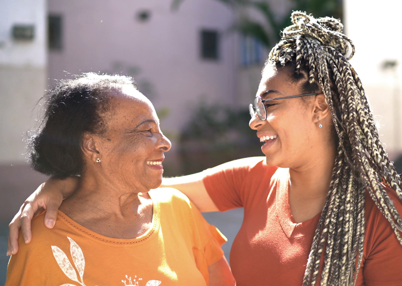 How to Get Paid to Be a Caregiver for Your Parents