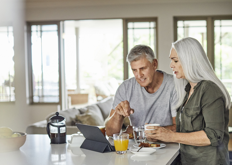 How Seniors Can Protect Their Credit and Identity