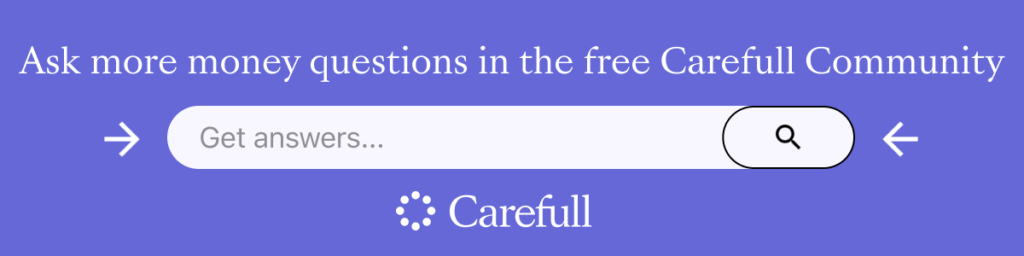 carefull corner submit question