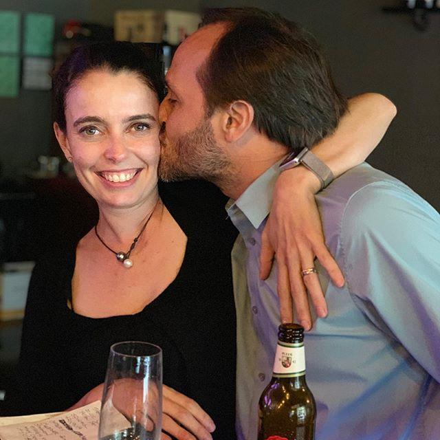 Paula & Fabio being cute