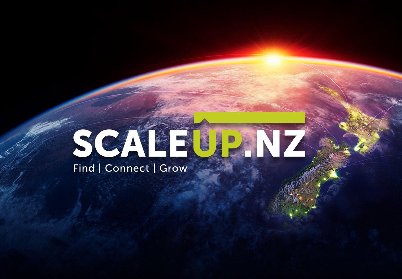 Scale-Up NZ logo