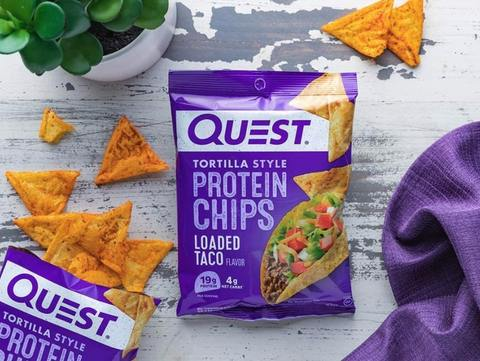 Quest Tortilla Protein Chips