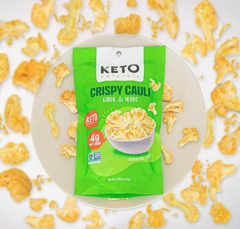 Keto Naturals Crispy Cauli