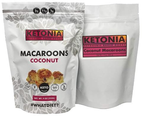 Ketonia Macaroons