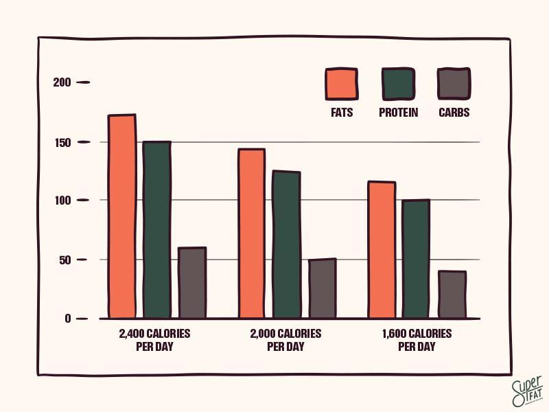 Grams Per Macro Per Day