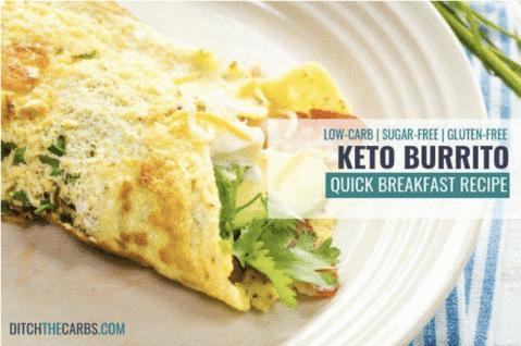 Keto Burrito
