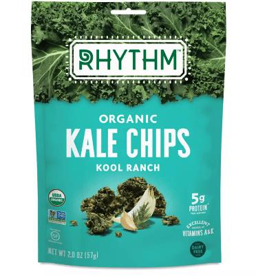 Rhythm Kool Ranch Kale Chips