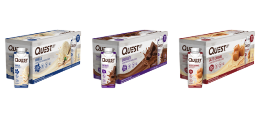 Quest Protein Shakes