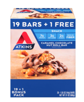 Atkins Dessert Bars