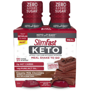 SlimFast Ready to Drink Shakes on the Go