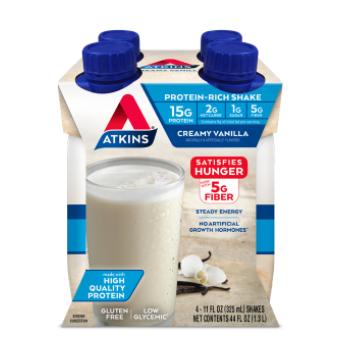 Atkins Gluten Free Protein Shakes