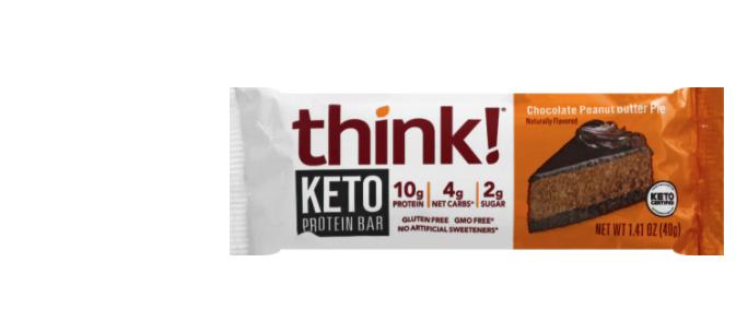 Think! Keto Protein Bars at Kroger