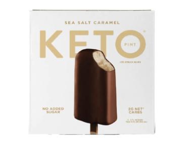 Keto Pint Ice Cream Bars at Kroger